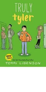 tyler, comic, graphic novel, school