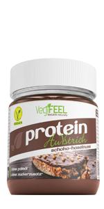 VegiFEEL Vegan Protein AuVstrich