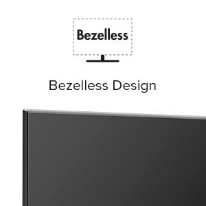 borderless senza cornice frame