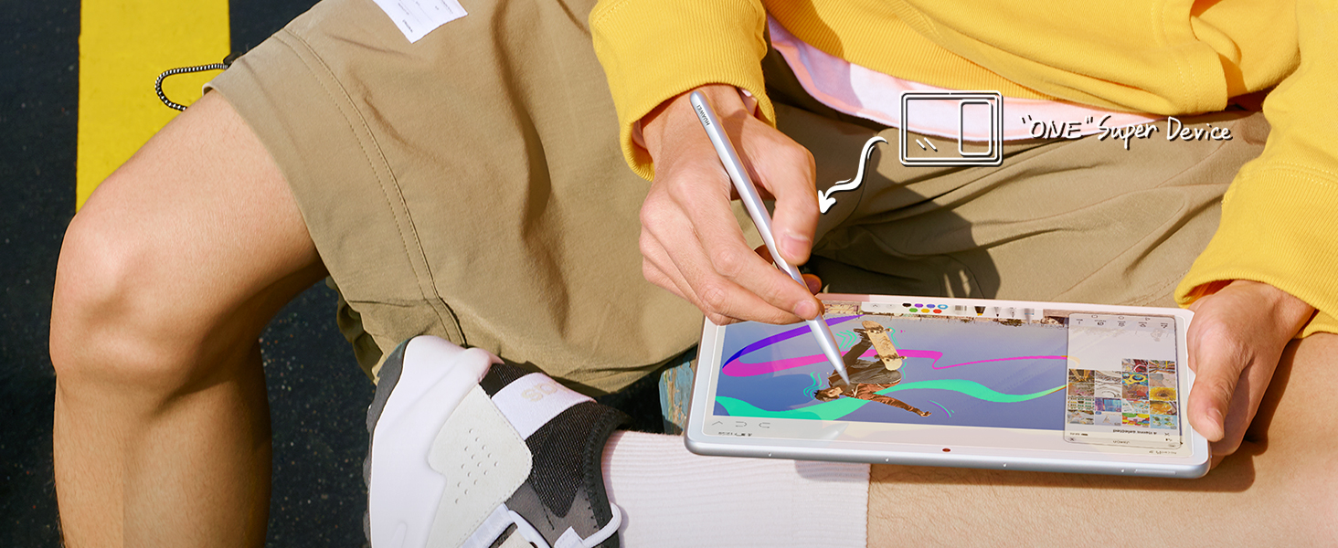 "HUAWEI MatePad 10.4 - Tablet de 10.4"" con Pantalla FullHD"