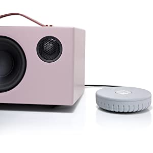 Audio Pro Link 1 Multiroom Streaming Wireless WiFi Smart Speaker Adapter Connected Pink T-series