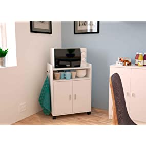 Carro; carro cocina; multiusos; armario; mueble auxiliar; mueble microondas;