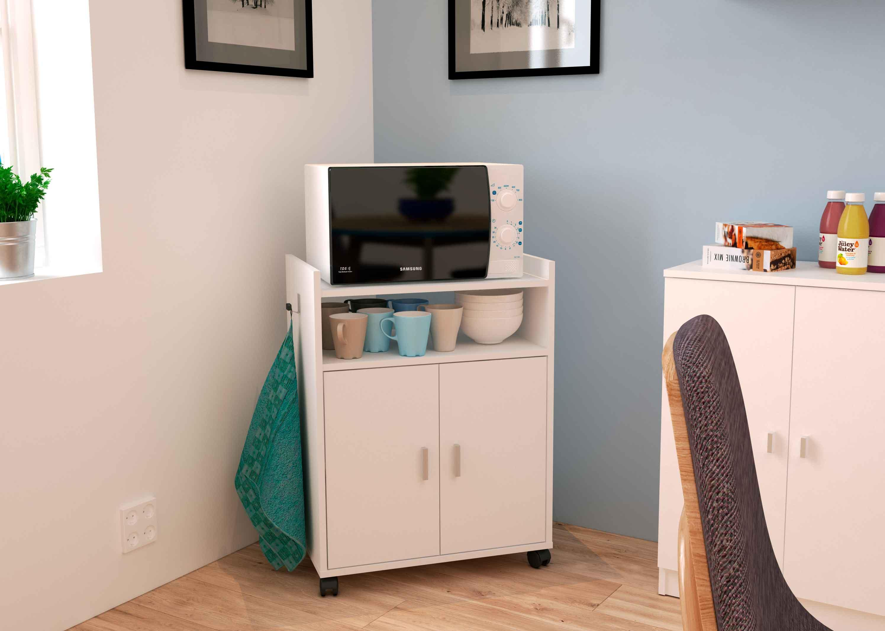 Samblo armario de colgar de cocina con 2 puertas de 60 cm for Mueble cocina 60 x 30