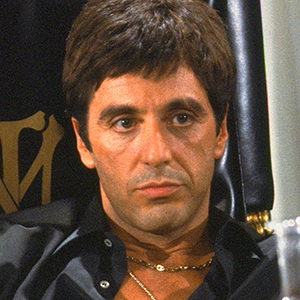 scarface, 1983, gold edition, 4k, gift set, collectible, al pacino, bluray, movie, gangster, drama