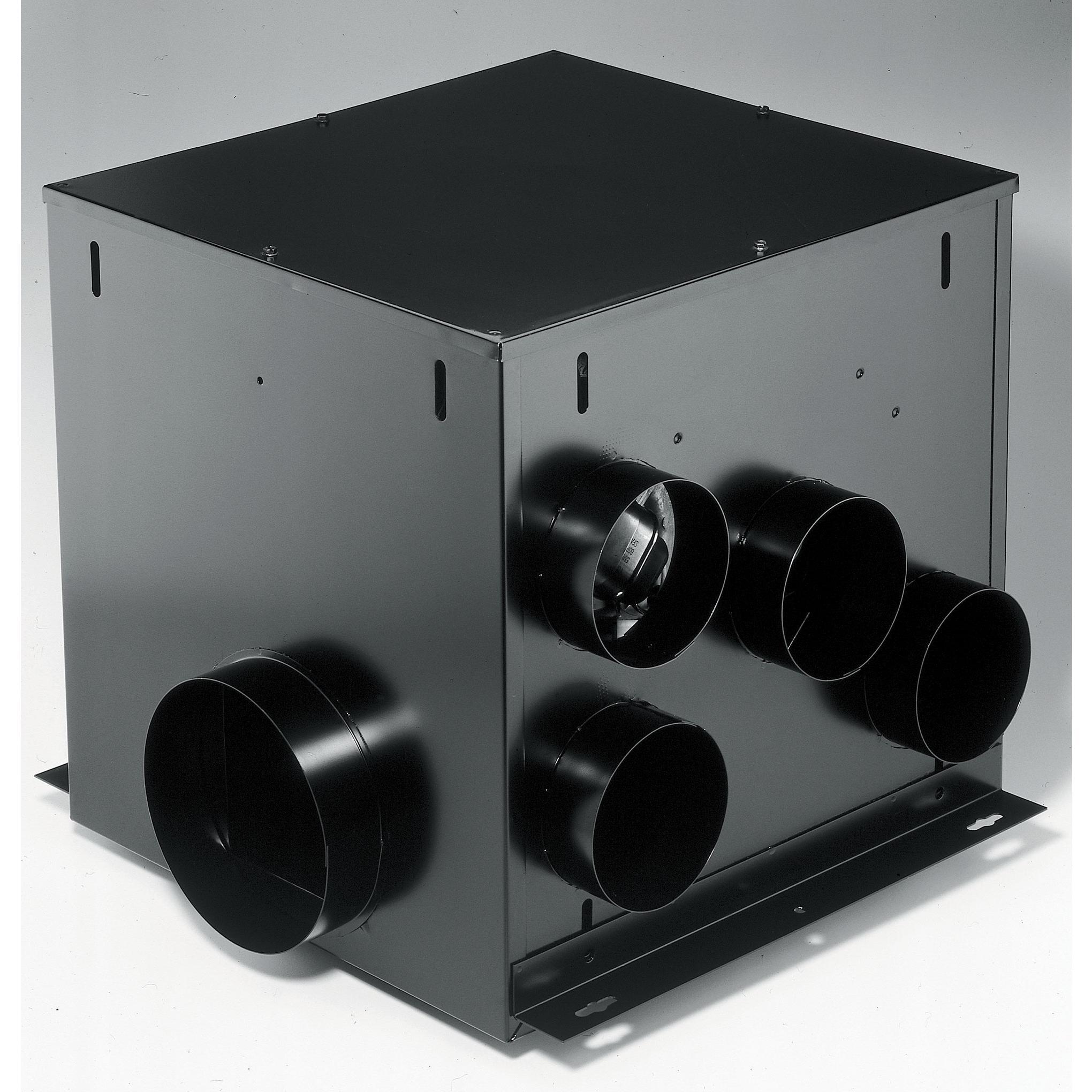 Broan MP280 Multi-Port In-Line Ventilator, 290 CFM