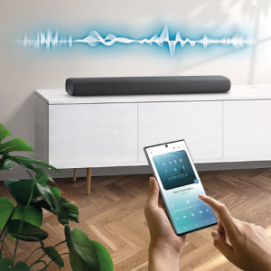Samsung Soundbar Hw S40t Zf 100 W 2 0 Kanäle Schwarz Audio Hifi