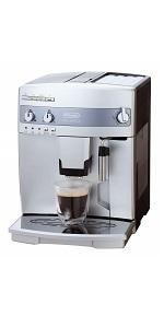 デロンギ 全自動コーヒーマシン マグニフィカ シルバーESAM03110S