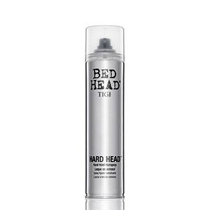 TIGI Bed Head Hard Head Strong Hold Hairspray