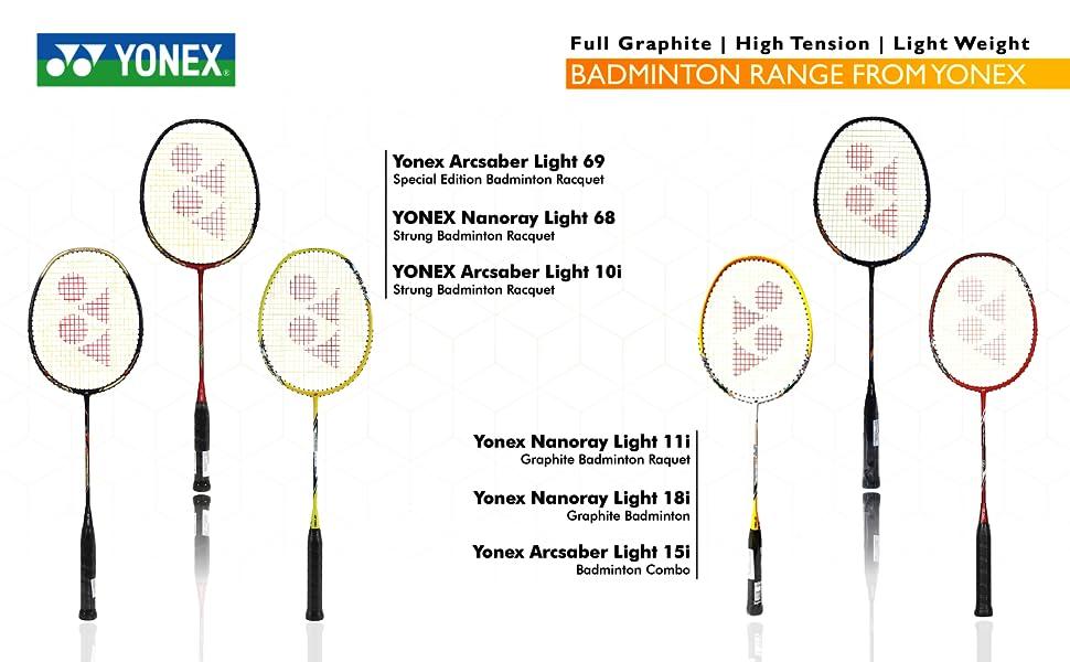 Badminton Range
