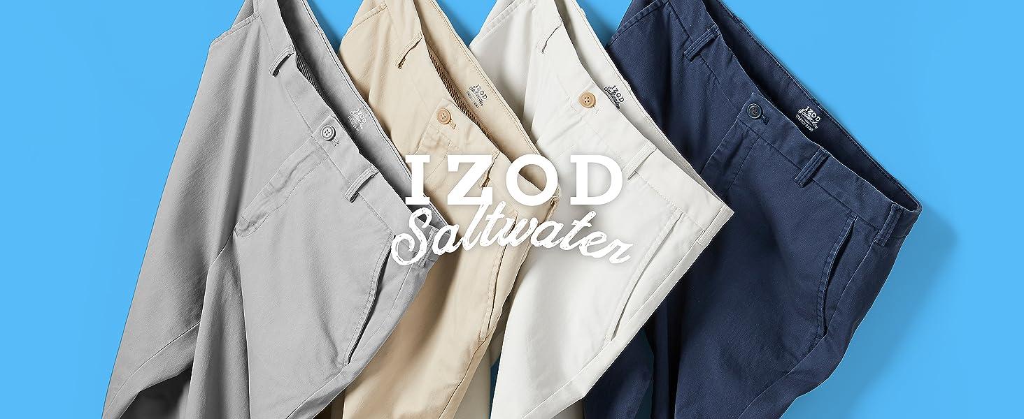 IZOD Saltwater Stretch Chino Pants