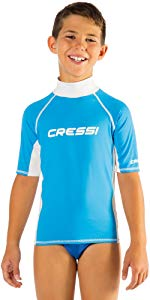 Cressi Little Shark Long Sleeve Monoshort Infantil Unisex ni/ños