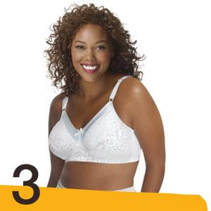 afcd9cbae0 Just My Size Women s Active Lifestyle Wirefree Bra at Amazon Women s ...