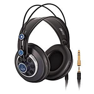 a0d497732b7 The AKG K240 MKII headphones also feature a professional mini XLR connector  and come with a 3m (10ft) straight cable, 5m (16ft) coiled cable and  convertible ...
