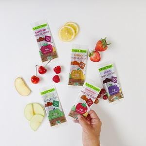 stretch island fruit leather snacks zero sugar portable kids parents children