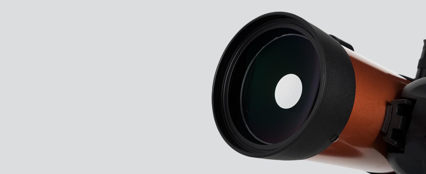 NexStar 4SE Maksutov-Cassegrain Optics