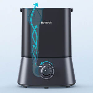 smart Cool Mist Humidifiers for Bedroom bathroom Home Baby Large Room air humidifiers air vaporizer