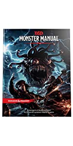 Monster Manual the new Fiend Folio
