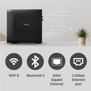 ZOTAC ZBOX E SERIES MAGNUS ONE ECM73070C ECM53060C RTX 3070 3060 LHR POWERED Creator MINI PC system