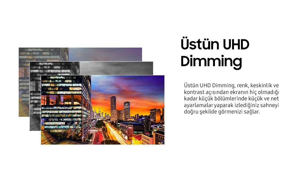 "Samsung 55"" RU7440 4K UHD TV"