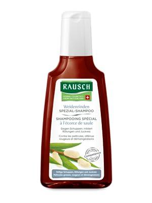 Rausch Champú especial de Weidenrinden (hierbas contra la caspa, rojeces y picor en calidad probada – vegana), 1 unidad (1 x 200 ml)