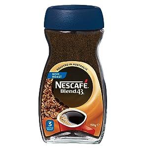 Nescafe Blend 43 150G MILD ROAST COFFEE