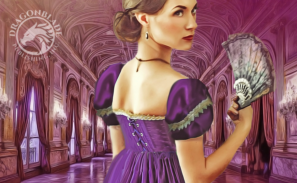 Regency woman from Unmasked by her Lover