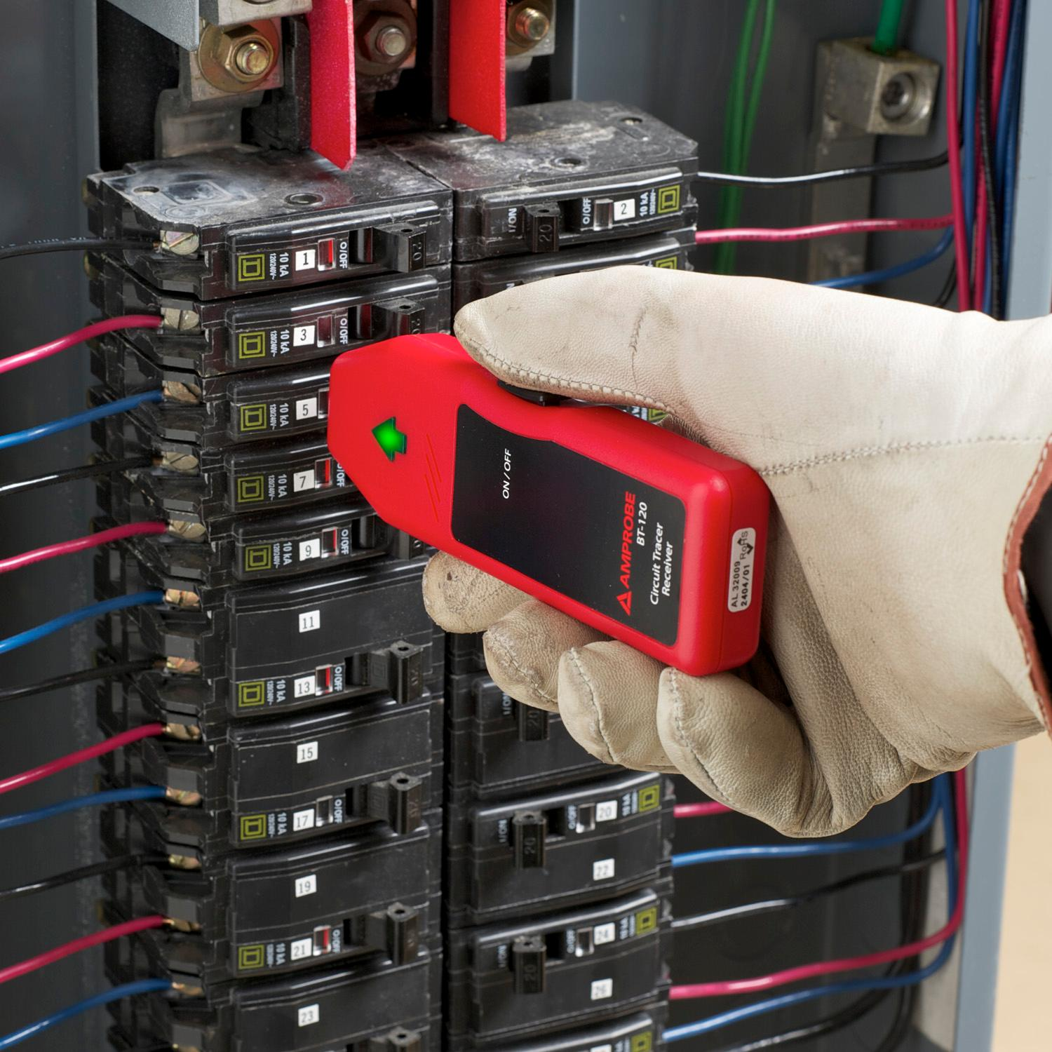 Amprobe BT 120 Circuit Breaker Tracer Voltage Testers