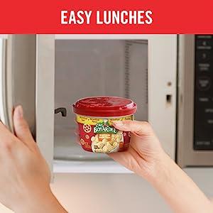 Easy Lunch Box Ideas – Chef Boyardee