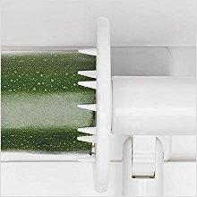 OXO Good Grips Spiralschneider, Kunststoff, weiß, grün, orange, rot 3