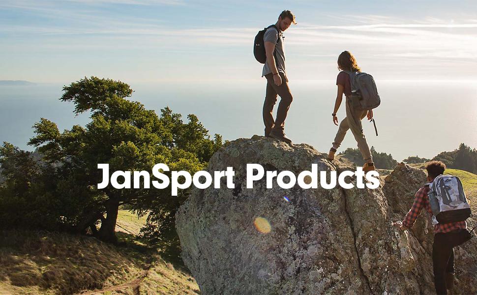 JanSport - Everyday is Earthday