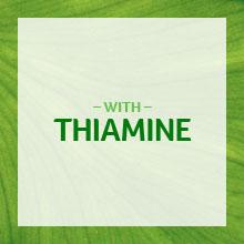 Cenovis vitamin B1; Cenovis Thiamine; Vitamin B health benefits; Nervous system support