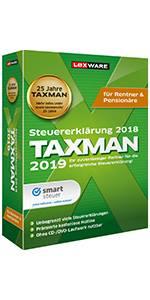 Taxman für Pensionere