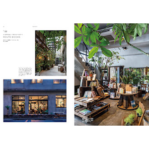 SHOP & GALLERY 「ROUTE BOOKS」