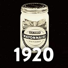 Hellmann's Timeline - 1920