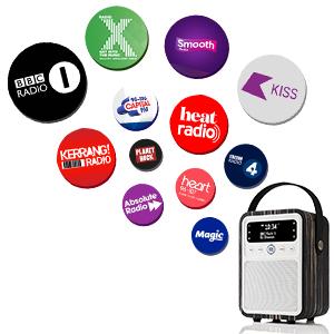 VQ, Radio, DAB, FM