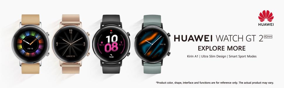 huawei watch gt 2 smart watch activity tracker kirin a1 chipset