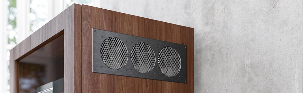 Amazon Com Ac Infinity Ventilation Grille For Pc