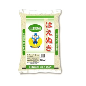 山形県産白米はえぬき10kg
