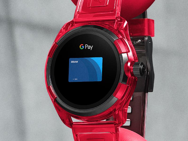Diesel smartwatch fadelite