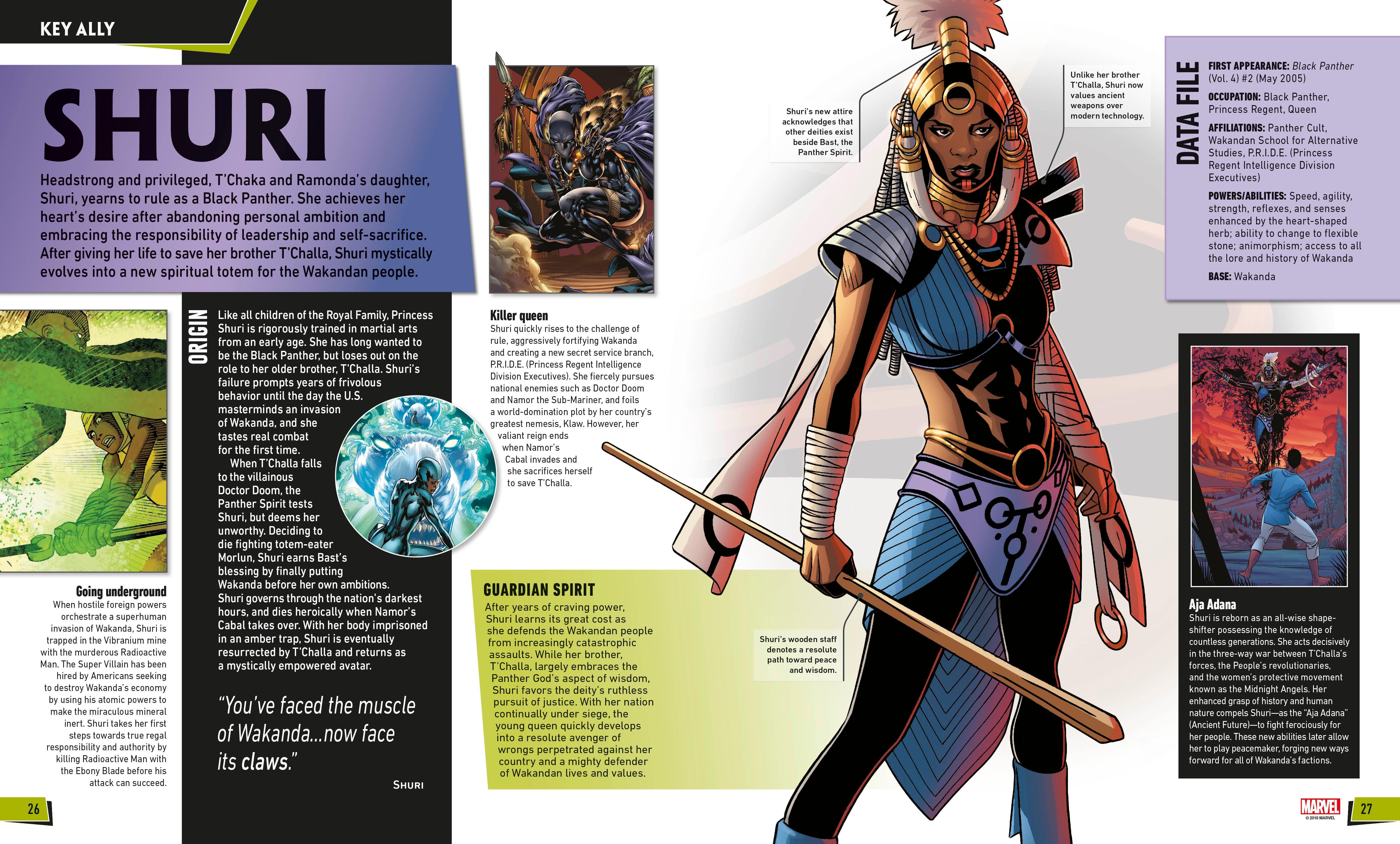 Marvel Black Panther: The Ultimate Guide: DK, Don Mcgregor