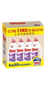 Dixan_liquido_quadripacco_lavanda_detersivo_lavatrice