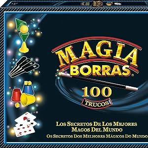Borras - Magia Borras Clásica 100 Trucos, a partir de 7 años (Educa 24048): Amazon.es: Juguetes y juegos