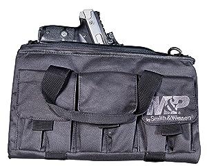 handgun case, magazine pouch, handgun magazines, mag charger universal pistol loader, m&p, smith&wes