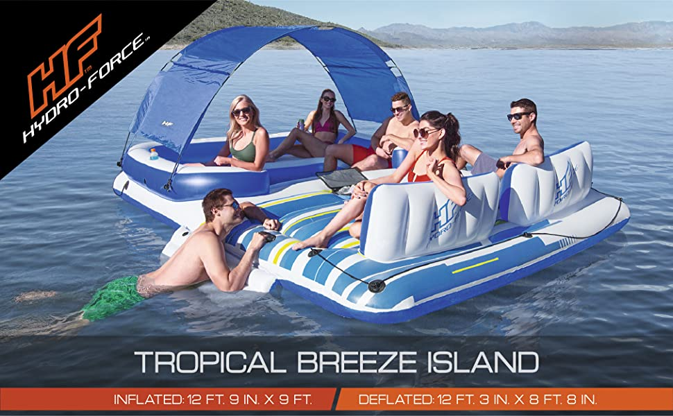 extra large pool float raft