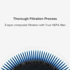 True HEPA Filter