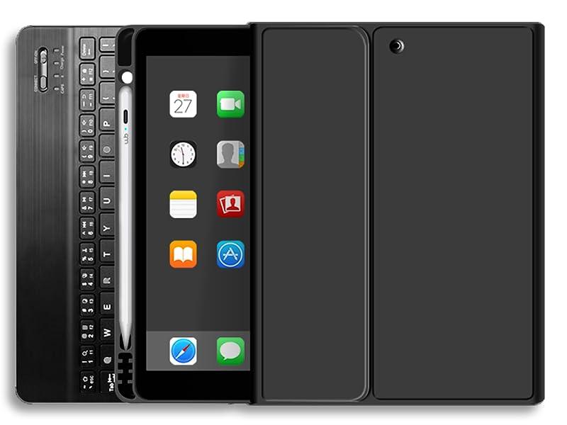 Capa para iPad, Capa com teclado iPad, capa iPad 10.2, capa 7a geração iPad, iPad, keyboard, WB