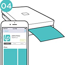 Lifeprint 2x3 Portable Photo And Video Printer For Iphone And Android Make Your Photos Come To Life W Augmented Reality Black Amazon Sg Electronics