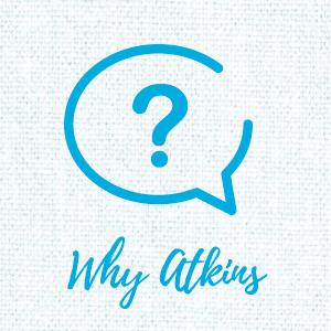 why atkins chocolate coconut