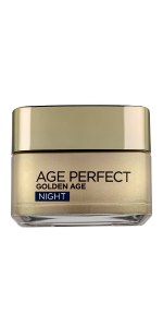 Age Perfect Golden Age; L'Oreal Paris; Night Cream, Eye Cream