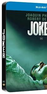joker steelbook blu ray teaser
